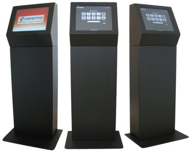 Kiosk pc's from CabinetProLtd