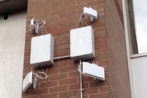 Outdoor wifi test and installations