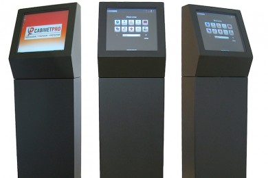 Rugged Touchscreen Kiosk PC