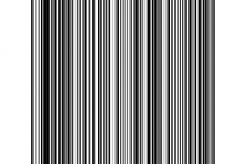 Barcode to be scanned