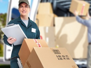 Inventory management makes delivery to your door easy