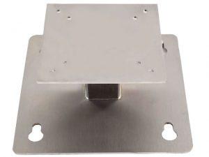 Secure stainless steel vesa mount