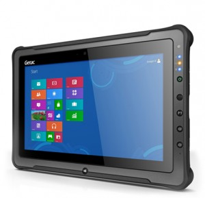 Getac F110 from CabinetPro Ltd