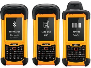 CabinetPro sell a range of Getac handhelds