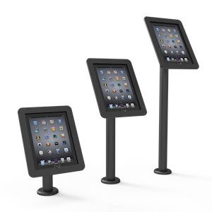 Tablet riser for desk, reception, or counter from CabinetPro