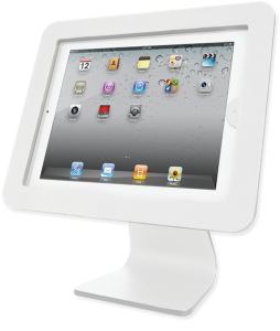 iPad, galaxy or surface tablet desk stand