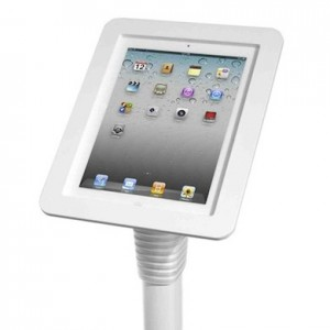 iPad, galaxy or surface floor-stand up close