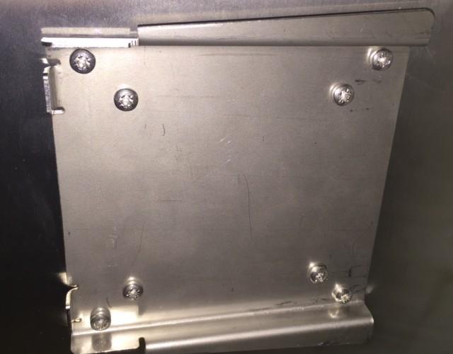 Who can use a VESA mount PC?