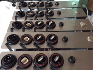 High quality Bulgin connectors