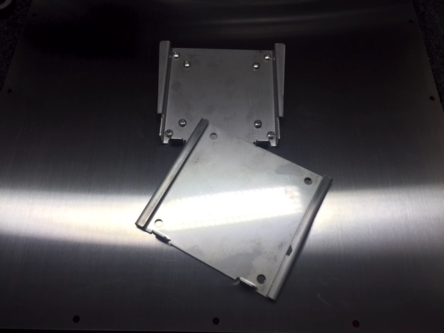 Stainless steel VESA mounts