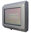 Stainless steel IP65 touchscreen PC