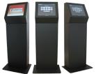 Rugged vandal resistant kiosks